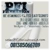 GE Osmonics Purtrex Filter Cartridges Indonesia  medium