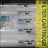 PP Core Meltblown Spun Cartridge Filter Indonesia  medium