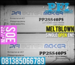 PP Meltblown SWRO CIP Cartridge Filter Indonesia  large