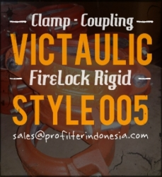 Victaulic Coupling Style 005H Clamp Indonesia  large