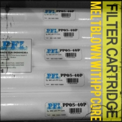 d PP Core Meltblown Spun Cartridge Filter Indonesia  large