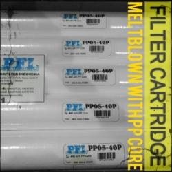d PP Core Meltblown Spun Cartridge Filter Indonesia  large