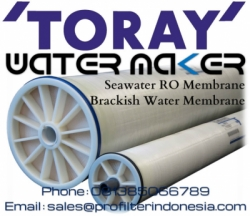 d d Toray SWRO BWRO Membrane Ultraviolet Indonesia  large
